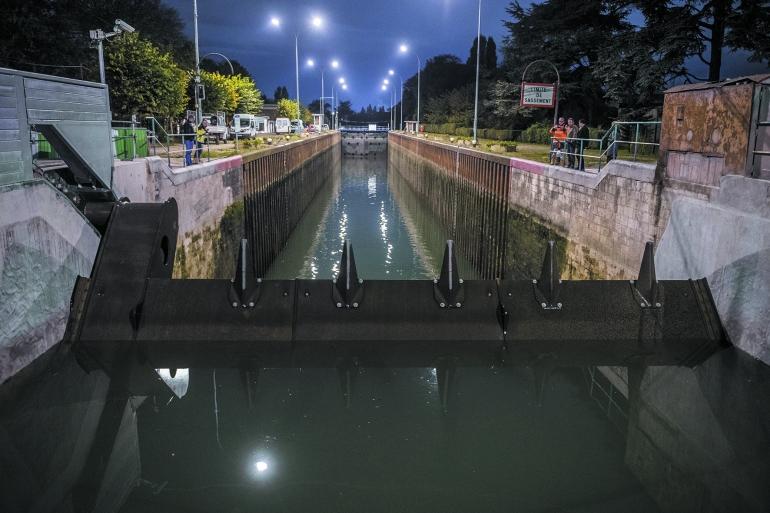 Vanne secteur de St Maur - Joinville ©Michael Lumbroso