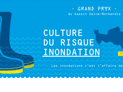 Grand prix culture du risque Bassin Seine-Normandie
