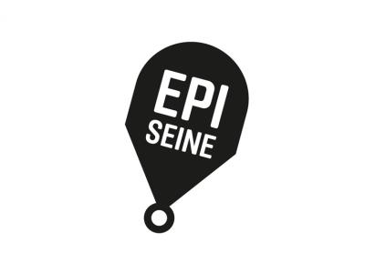 Logo EPISEINE noir et blanc