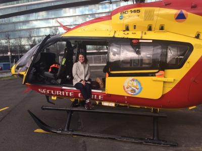 Mélanie Laleau, chargée de mission planification au sein du SGZDS de Paris