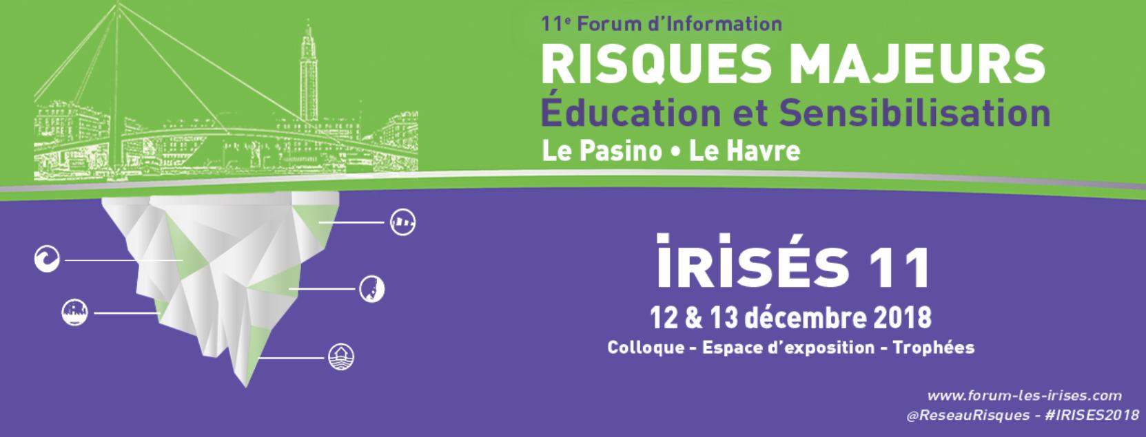 11ème Edition Forum IRISES