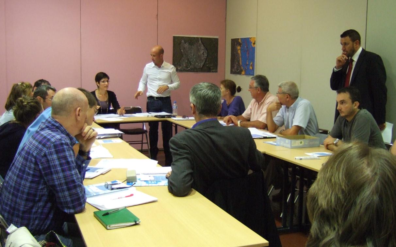 Rencontres trimestrielles PCS du Val de Marne
