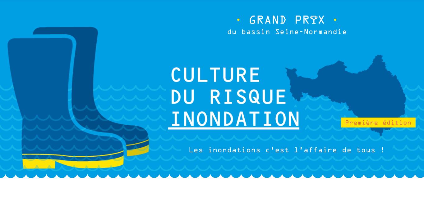 Grand prix culture du risque Bassin Seine-Normandie