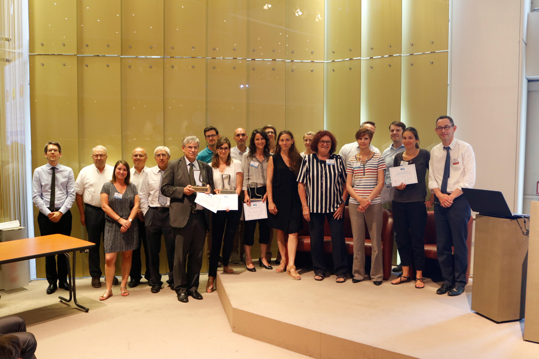 Lauréats Grand Prix Culture du Risque 2017